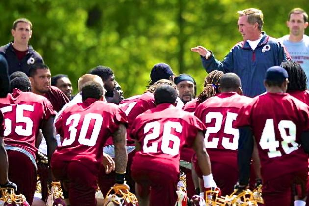 What NFL Coaches Want to See from Rookies in First Minicamp