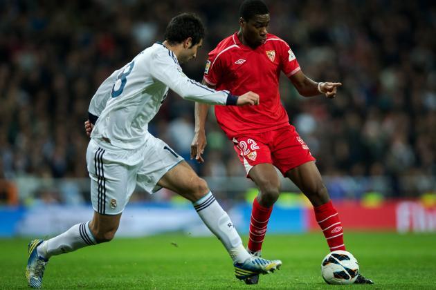 Scouting Rumoured Arsenal Transfer Target Sevilla's Geoffrey Kondogbia