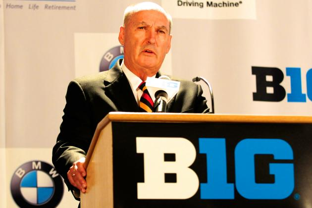 Big Ten Schools Will Reportedly Receive More Than $25 Million This Year