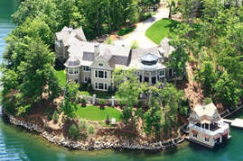 SLIDESHOW: Bama Coach Nick Saban's Georgia House Up for Auction