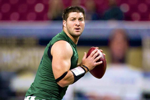 Tim Tebow Leads Forbes' List of Most Influential Athletes