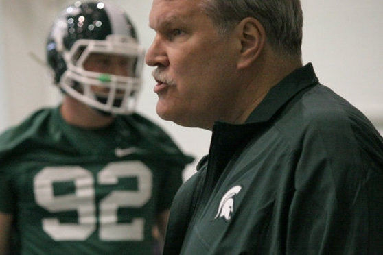 Jim Bollman Brings New Dynamic to Spartan Offense