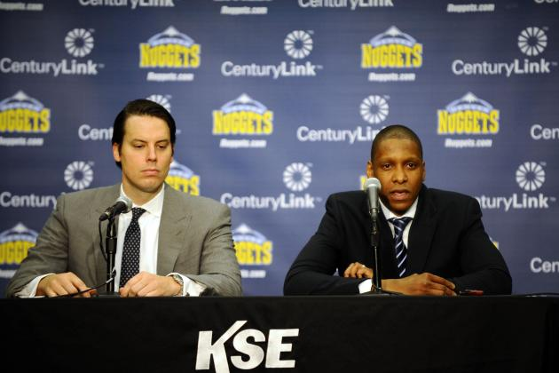 GM Ujiri: The Season and Future Is 'Nothing We Need to Panic About'
