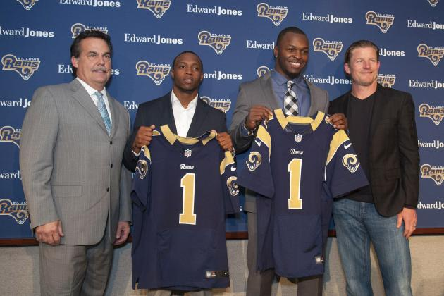 Rams Ranked Too Low? Some Thought So