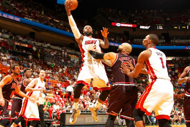 NBA Playoffs 2013: Predicting Winners for Monday's Round 2 Games