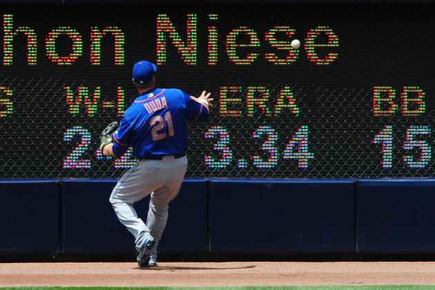 Mets' Defense Has Issues