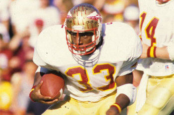 Former FSU Football Star to Be Inducted into University's Hall of Fame