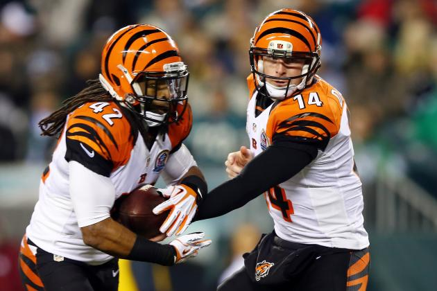 How the Bengals Can Get the Most from BenJarvus Green-Ellis and Giovani Bernard