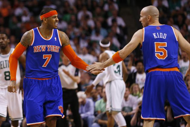 New York Knicks Need More Veteran Leadership in Postseason