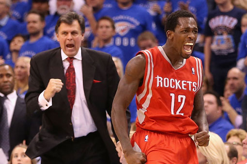 Patrick Beverley Gets a Vote of Confidence