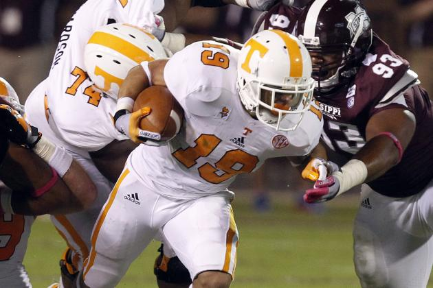 How Vols Could Have 30 Scholarships Available in 2014