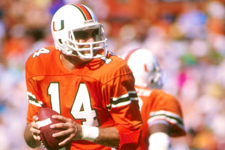 Vinny Testaverde Elected to College Football Hall of Fame