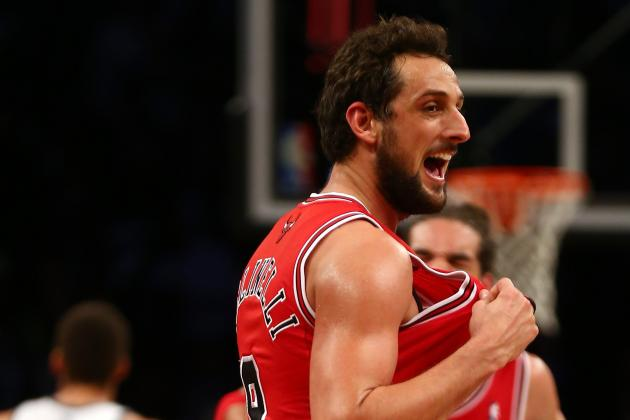 Marco Belinelli of Chicago Bulls Fined for Gesture