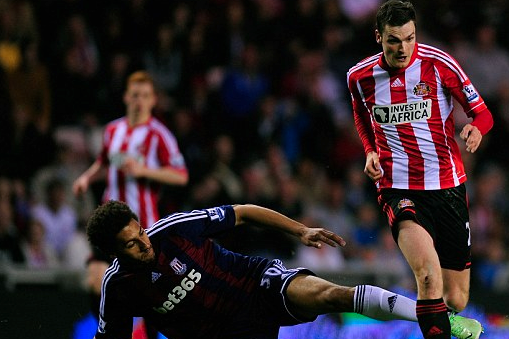 Sunderland 1 Stoke 1: O'Shea Rescues Vital Point for Di Canio's 10 Men