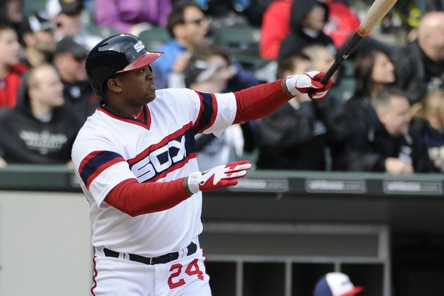 White Sox Notes: Viciedo Takes Next Step in Recovery