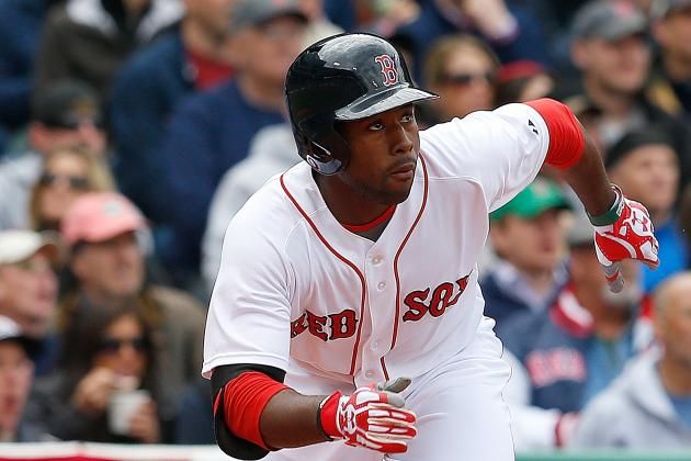 Jackie Bradley Officially Not Eligible for Free Agency Until 2018