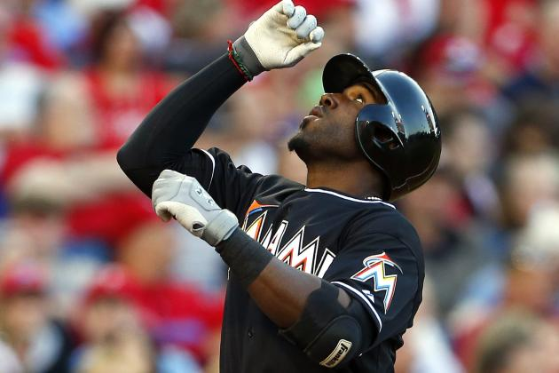 Marcell Ozuna, Miami Marlins Prospect, Has 'Light-Tower Power'