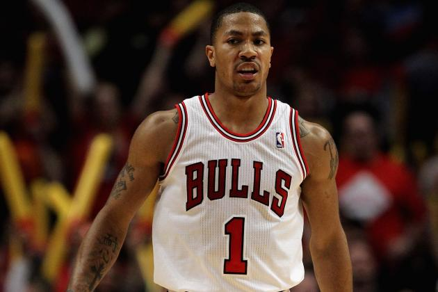 Why Derrick Rose Is the Greatest Decoy in NBA Playoff History