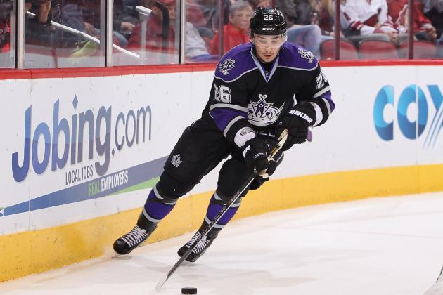 Slava Voynov Needed Patience, Perseverance to Make NHL