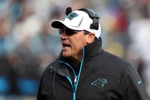 Can Ron Rivera Save His Job with the Carolina Panthers?