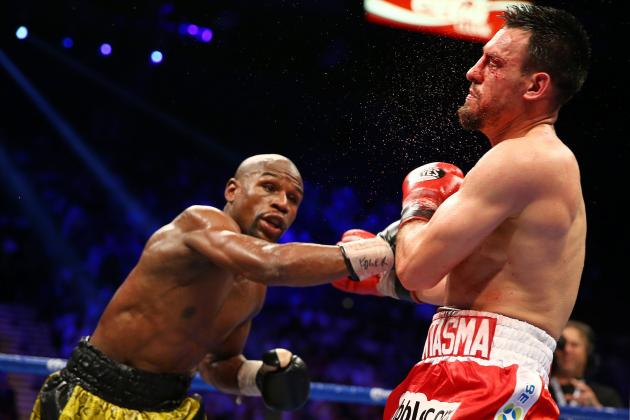 Floyd Mayweather Must Negotiate Deal with Saul Alvarez to Avoid Boring Fans