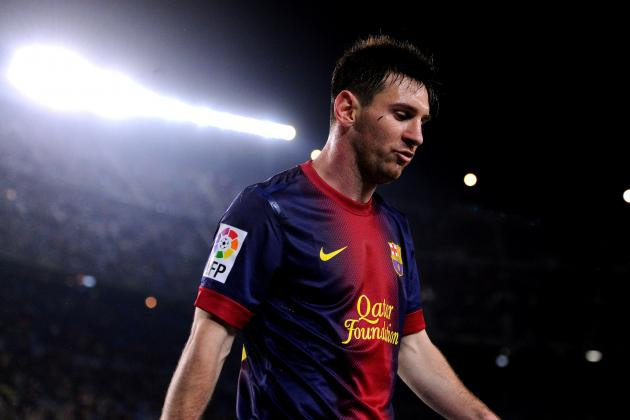Lionel Messi's Ongoing Injury Shows Barca Need Other Go-to Options in Attack