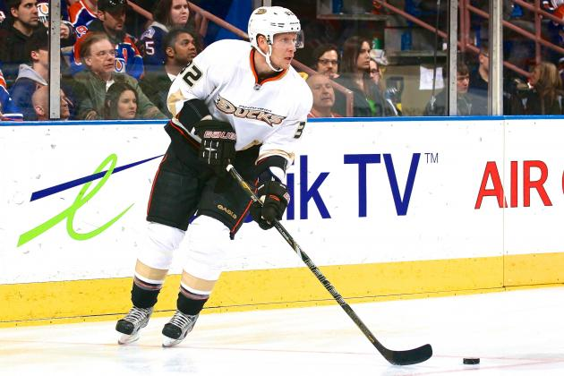Ducks Fear Lydman out for Rest of First Round