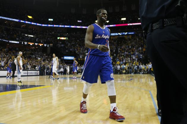 Clippers GM: 'Very Confident' to Sign Paul