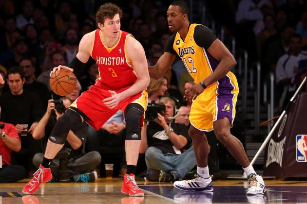 Rockets' Asik Doesn't Care If Howard Signs