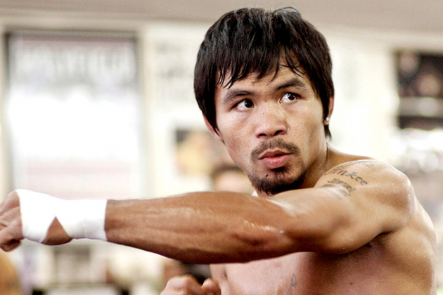 Sources: Manny Pacquiao to Fight Brandon Rios in Macau, China, on Nov. 24