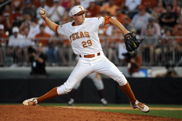 Texas Pitcher Gives Buddy Urine for Drug Test, Results Are as You Would Expect