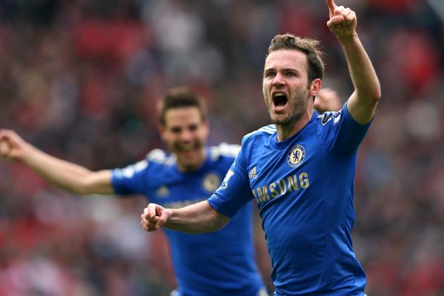 Juan Mata Confident Chelsea Will Defeat Tottenham in Latest 'Final'