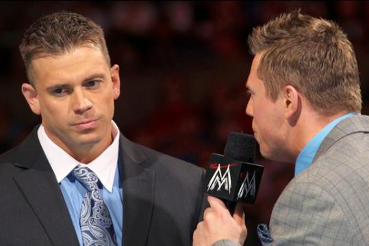 WWE: Why the Miz and Alex Riley Should Reunite in the Tag Team Division
