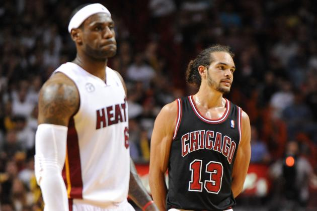 NBA Gamecast: Bulls vs. Heat