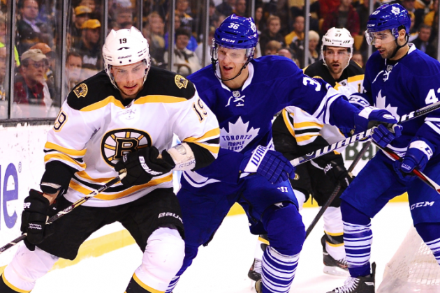 Boston Bruins vs. Toronto Maple Leafs: Live Score, Updates and Analysis