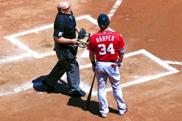 Bryce Harper's Absurd Ejection Exposes New Age of 'Diva' Umpires