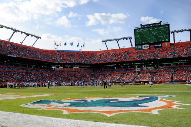 Miami Dolphins' Relocating Talks Not as Crazy as It Sounds