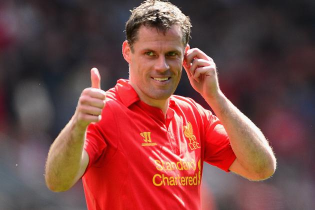 Jamie Carragher Believes He Is Leaving Liverpool in a Healthy Position