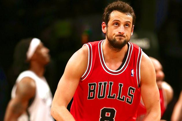 Is NBA's Fine on Marco Belinelli's 'Marbles' Celebration Fair or Unfair?