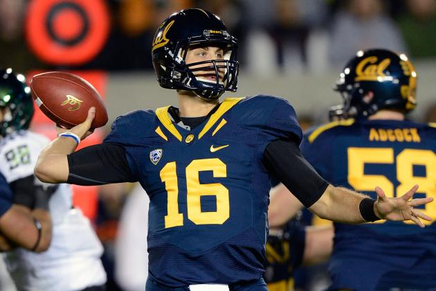 Report: Former Cal QB Allan Bridgford Will Transfer to Southern Miss