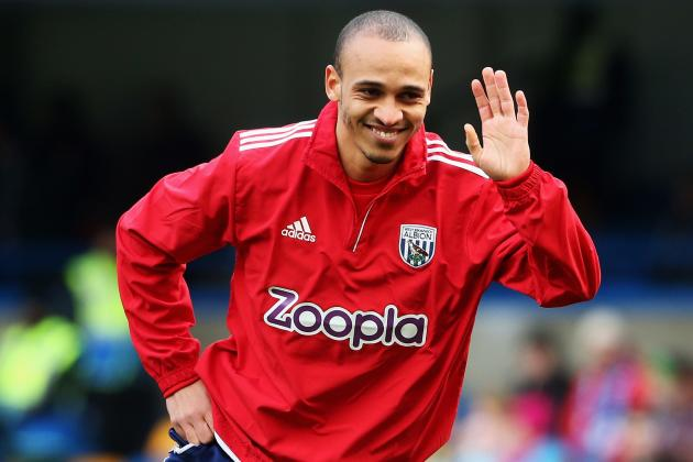Odemwingie's Time at West Bromwich Albion Nightmare Looks Set to End