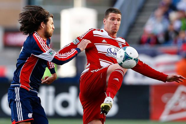 Cooper Bringing Plenty of Punch to FCD Attack, Goals or Not