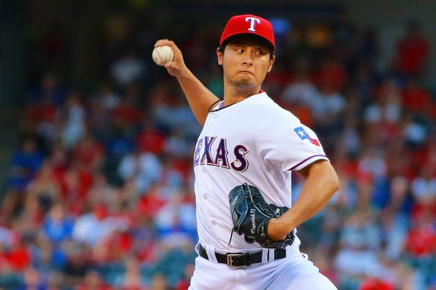 Buzz: Yu Darvish Pushed to His Limit