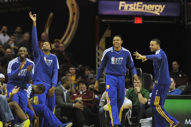 Overly Excited NBA Benchwarmers