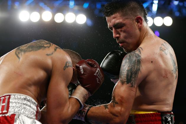 Rios May Have Lost to Alvarado, but He Wins a Shot at Pacquiao