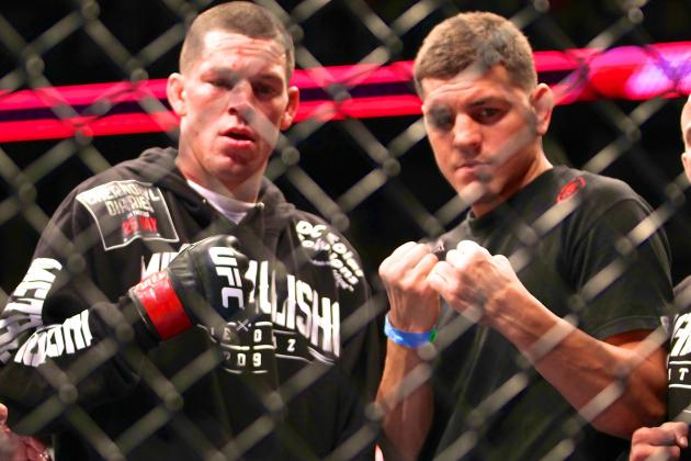 Nick and Nate Diaz Find Themselves at Crossroads in Their MMA Careers
