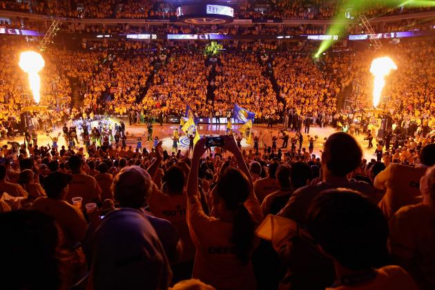 2013 NBA Playoffs: Golden State Warriors and Fans Come Full Circle