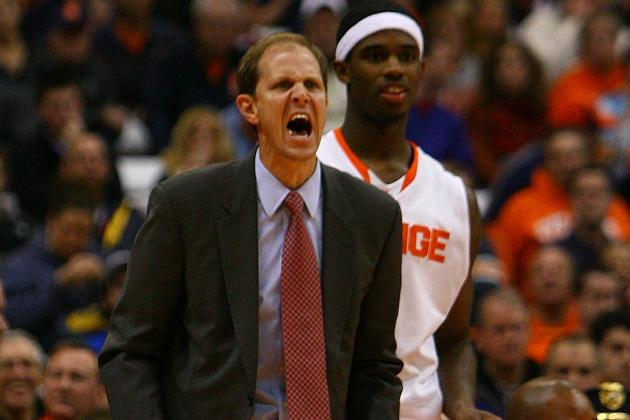 Assistant Mike Hopkins Learns, Waits Patiently Behind Jim Boeheim