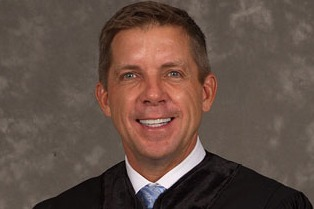 Sean Payton Receives Honorary Doctor of Public Service Degree at EIU