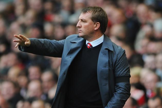 Liverpool Boss Rodgers to Sign Attackers This Summer